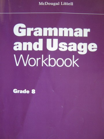Grammar & Usage 8 Workbook (P)