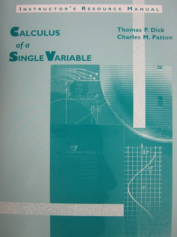 single variable calculus 7th edition solution manual