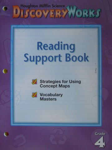 DiscoveryWorks 4 Reading Support Book (P)