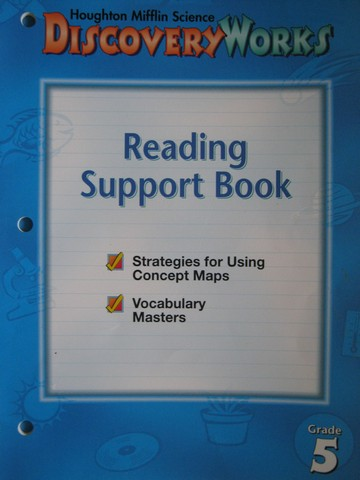 DiscoveryWorks 5 Reading Support Book (P)