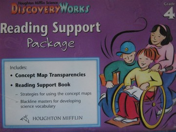 DiscoveryWorks 4 Reading Support Package (Pk)