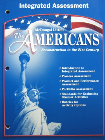 Americans Integrated Assessment (P)