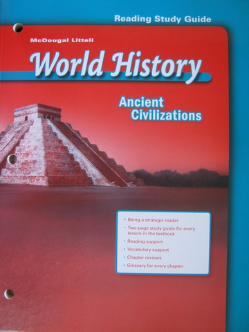 Ancient Civilizations Reading Study Guide (P)