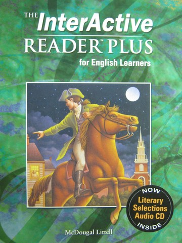 Langauge of Literature 8 Interactive Reader Plus for EL (P)