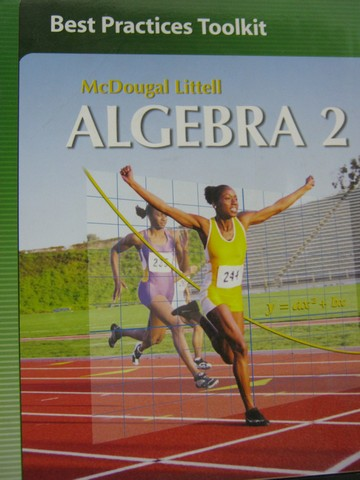 ML Algebra 2 Best Practices Toolkit (Binder) by Larson, Boswell