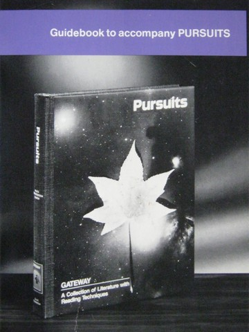 Pursuits Guidebook (P) by Niles & Christensen