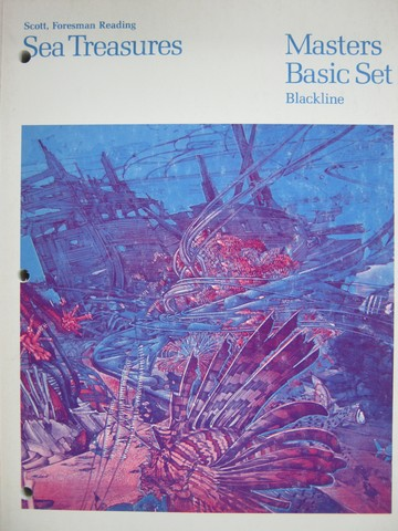 Reading 9 Sea Treasures Masters Basic Set BLM (P) by Davis,