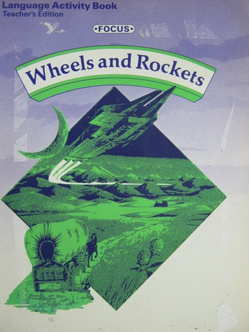 Focus 9 Wheels & Rockets Language Activity Book TE (TE)(P)