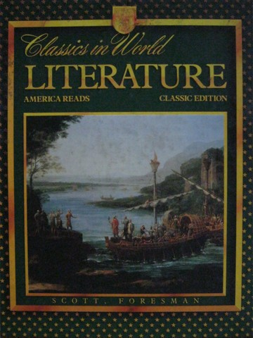 Classics in World Literature Classic Edition (H) by Wood,