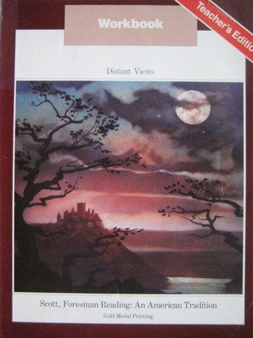 Reading 11 Distant Views Workbook TE (TE)(P) by Allington,
