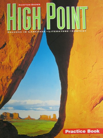 High Point Level B Practice Book (P)