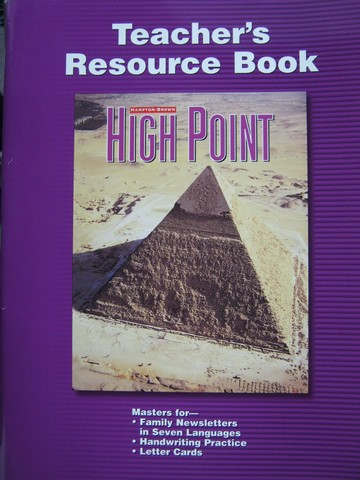 High Point The Basics TRB (TE)(P)