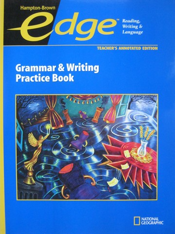 Edge Level B Grammar & Writing Practice Book TAE (TE)(P)