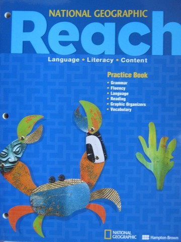 Reach Level F Practice Book (P)