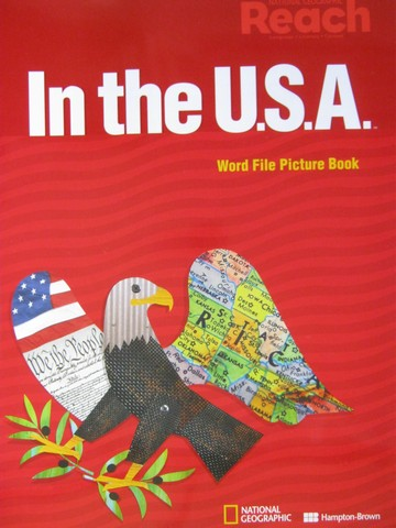 Reach In the U.S.A. Newcomer Word File Picture Book (P)