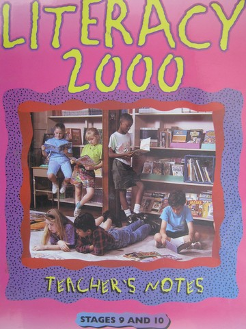 Literacy 2000 Stages 9 & 10 Teacher's Notes (TE)(Binder)