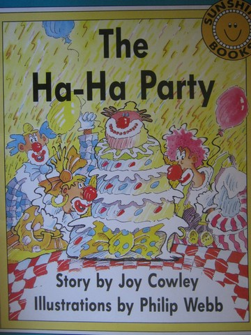 Sunshine Books 1 The Ha-Ha Party (P)(Big) by Joy Cowley