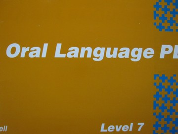 Daily Oral Language Plus 7 TM (TE)(Spiral) by Vail & Papenfuss