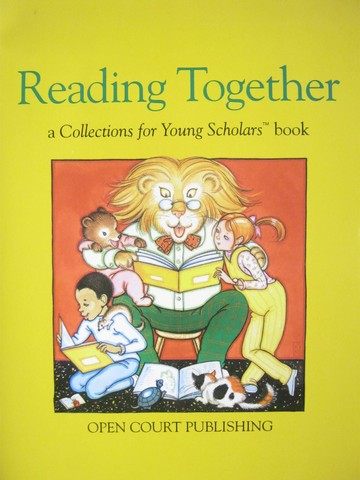 Reading Together (P) by Anderson, Case, Bereiter, Adams,