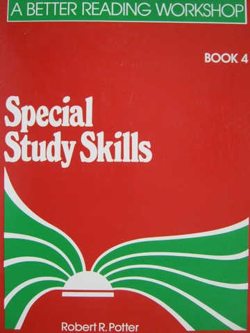 A Better Reading Workshop Book 4 Special Study Skills (P)