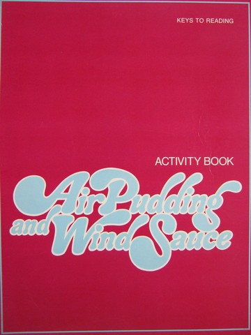Air Pudding & Wind Sauce Activity Book (P) by Harris, Creekmore,