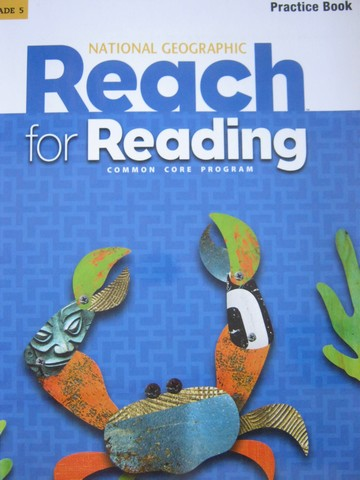 Reach for Reading Common Core 5 Practice Masters (P) by Frey,