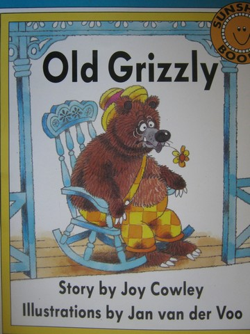 Sunshine Books 1 Old Grizzly (P)(Big) by Joy Cowley