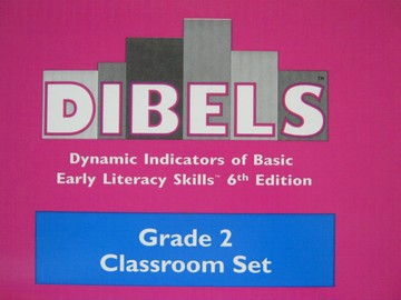 DIBELS 6th Edition 2 Classroom Set (Box) by Good, III & Kaminski