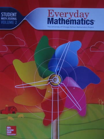 Everyday Mathematics CCSS 1 4th Edition Math Journal 2 (P)