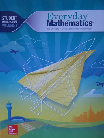 Everyday Mathematics CCSS 5 4th Edition Math Journal 1 (P)