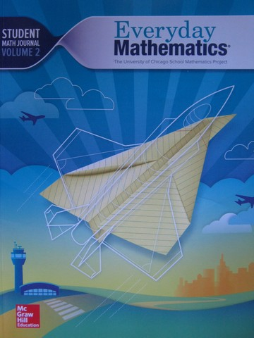 Everyday Mathematics CCSS 5 4th Edition Math Journal 2 (P)