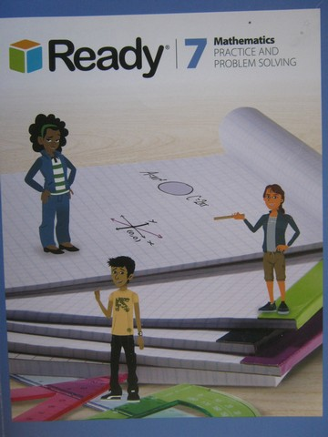 Ready 7 Mathematics Practice & Problem Solving (P) by Tripp