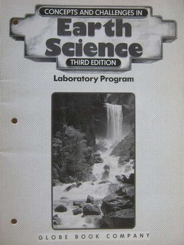 Concepts & Challenges in Earth Science 3rd Edition Lab (P)