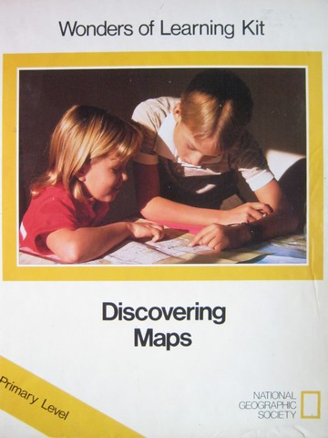 Wonders of Learning Kit Discovering Maps Primary Level (Box)