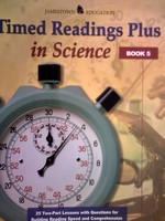 Timed Readings Plus in Science Book 5 (P)