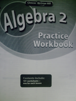 math worksheet : algebra 2 workbook answer key glencoe  worksheets for kids  : Glencoe Math Worksheets