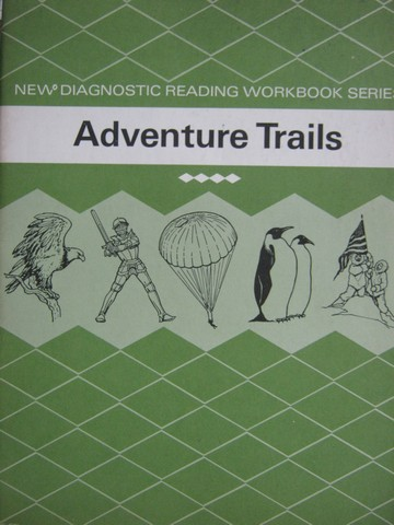 Adventure Trails Grade 4 (P) by Eleanor M. Johnson