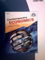 Contemporary Economics Lesson Plans (P) by William McEachern