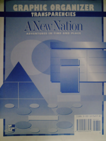 A New Nation 5 Graphic Organizer Transparencies (Pk)