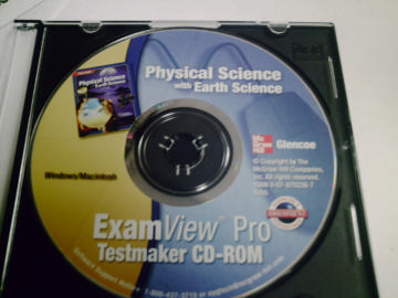Physical Science with Earth Science Testmaker (CD)