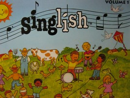 Singlish Volume 1 Audio CD (CD)