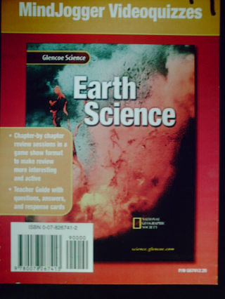 Earth Science MindJogger Videoquizzes (Box)