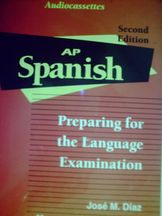 AP Spanish 2nd Edition Audio Cassette (Cassette) by Diaz,