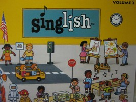 Singlish Volume 2 Audio CD (CD)