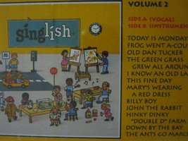 Singlish Volume 2 Audio Cassette (Cassette)