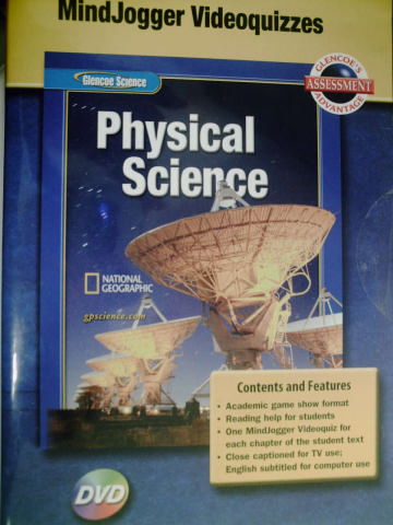 Physical Science MindJogger Videoquizzes (DVD)
