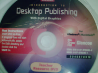 Introduction to Desktop Publishing TR DVD (TE)(DVD)