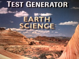 Earth Science Test Generator V3.0 (Pk)