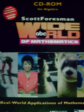 ABC Wide World Of Mathematics CD-ROM (Box)