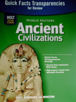 Ancient Civilizations Quick Facts Transparencies (P)